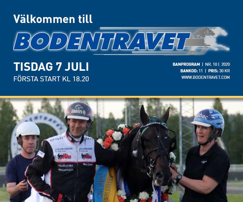 Program 7 juli