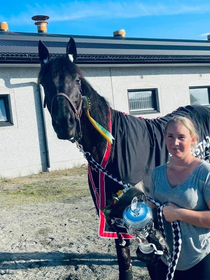 V75-seger för Olofsson i Norge!