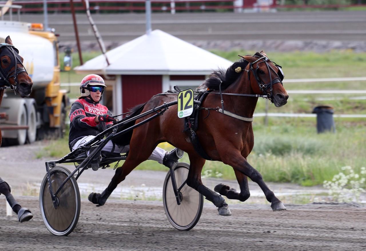 Tre segrar i Skellefteå – Dubbel till Bodin!