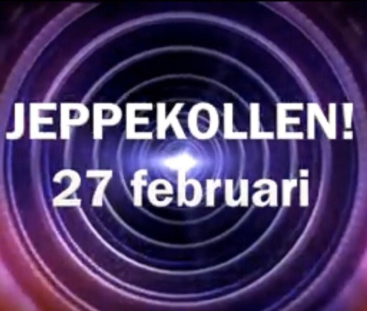 Jeppekollen 27 februari