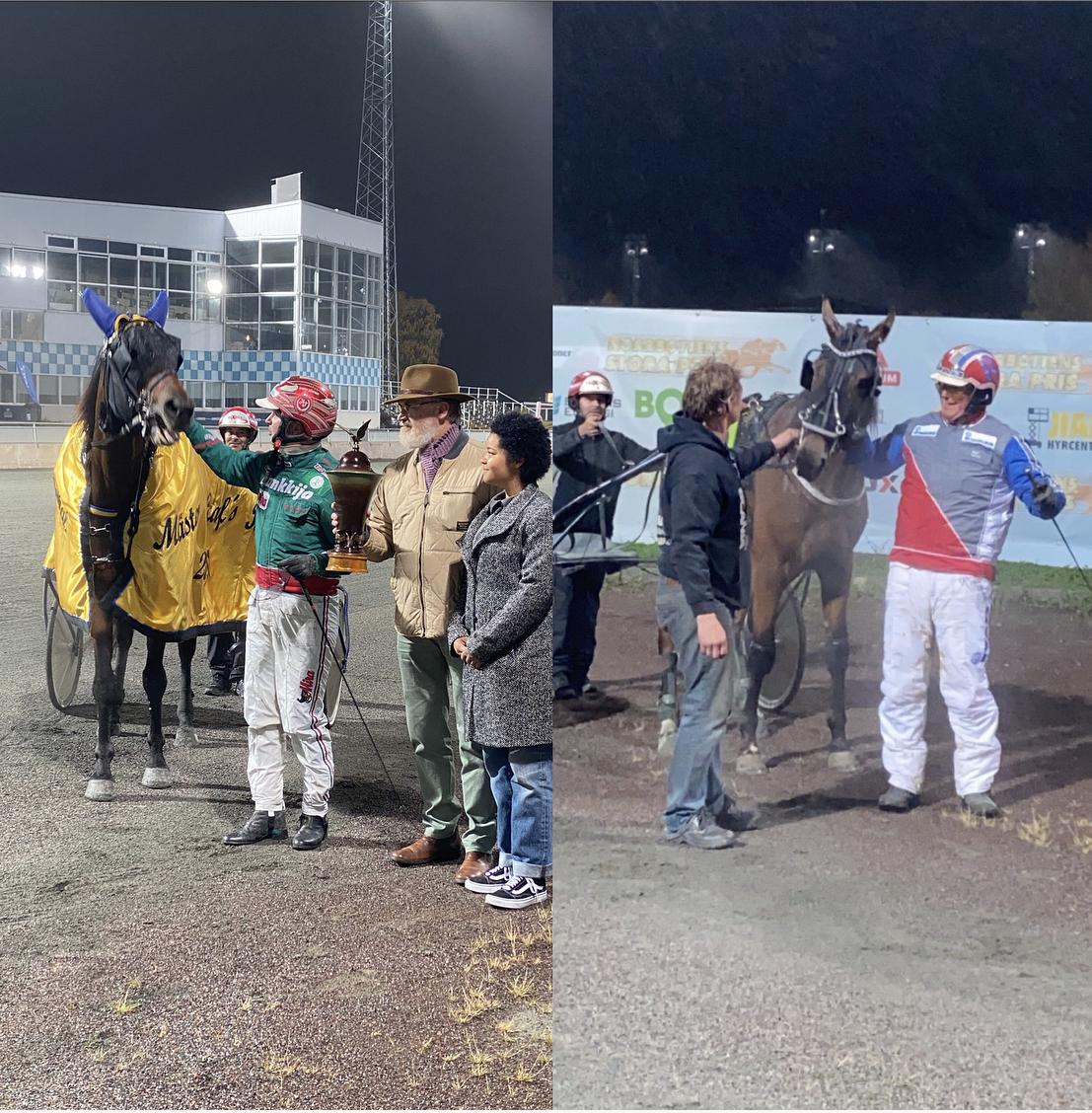 Finskt i Mäster Gustafs Pokal – Treåringsfinalen till Roger!