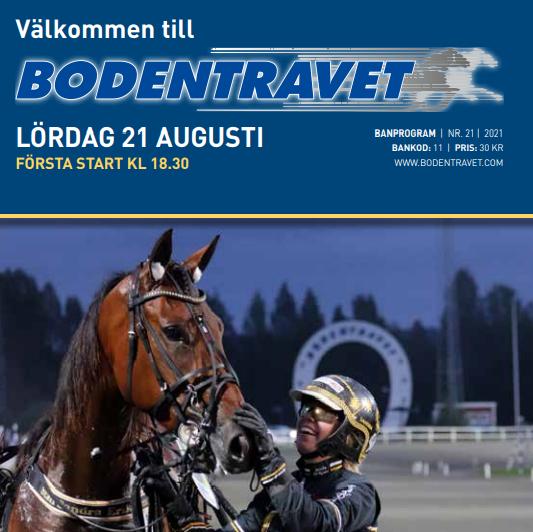 Program 21 augusti