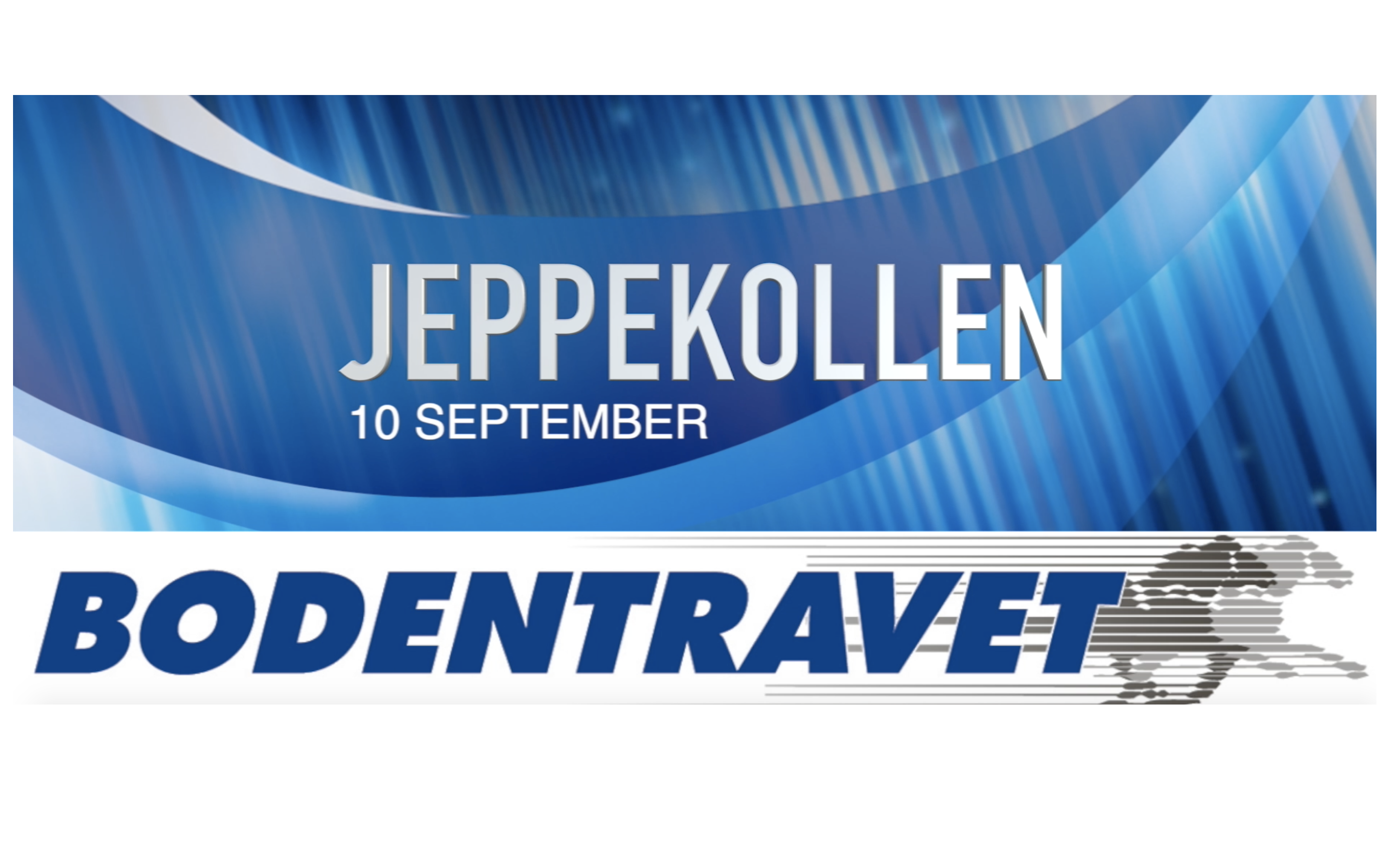 Jeppekollen 10 september