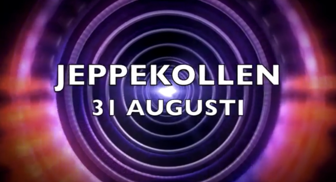 Jeppekollen 31 aug