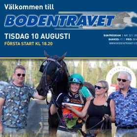 Program 10 augusti