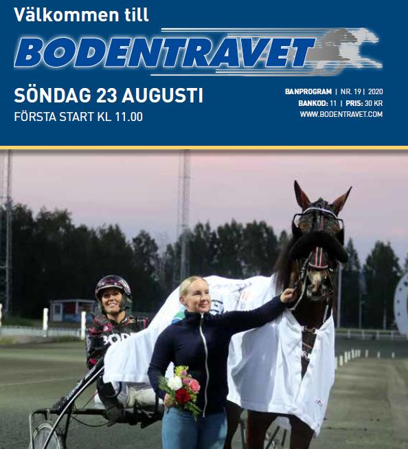 Program 23 augusti