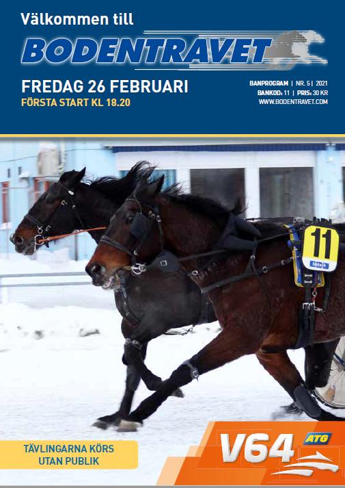 Program 26 februari