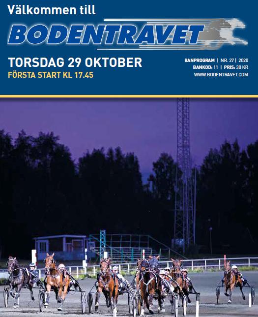 Program 29 oktober