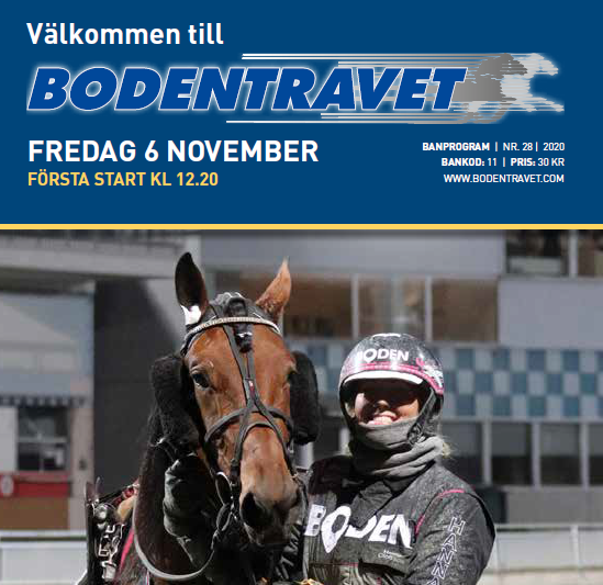 Program 6 november