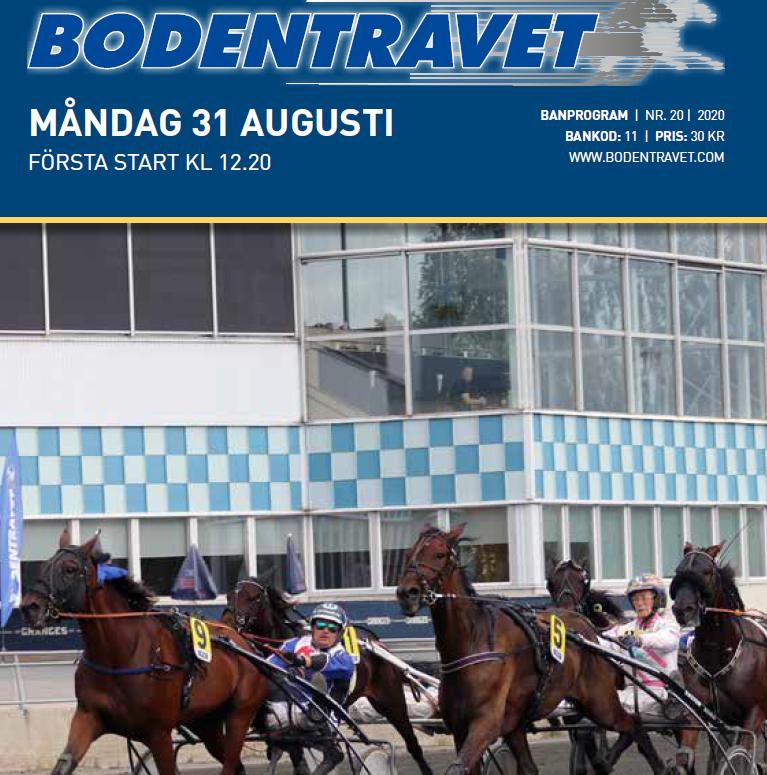 Program 31 augusti