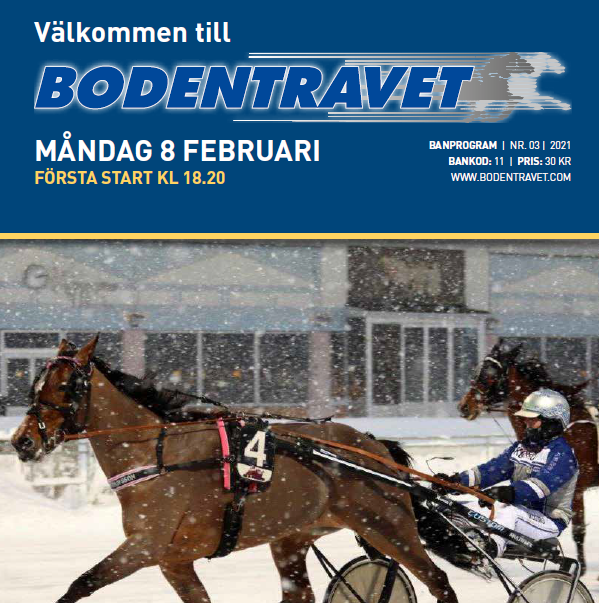 Program 8 februari