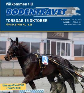 Program 15 oktober